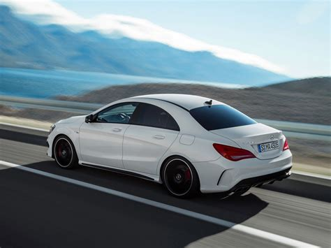 mercedes benz cla amg leaked gallery