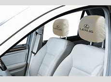 Lexus Headrest Covers Headrest Covers