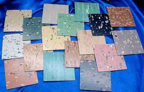 Ken Tile South by Kentile Kenflex Asbestos Floor Tiles Identification