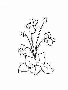 coloriages de fleurs With dessin de maison facile 3 apprendre 224 dessiner un ange