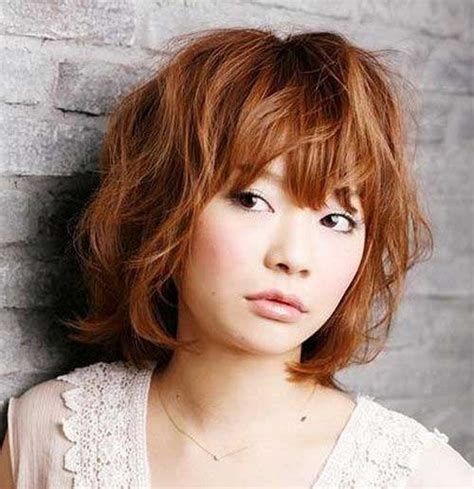 short wavy hairstyles   faces short hairstyles