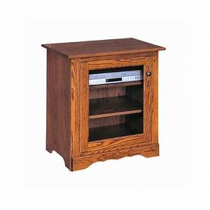 Small Stereo Cabinet - Country Lane Furniture