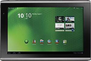 Acer Iconia Tab A500  Price On Best Buy  U2014 Same With Ipad 2