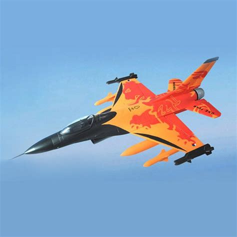 Sky Flight Hobby F-16 Fighting Falcon 70mm Jet Poussée