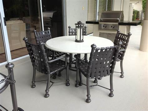 patio furniture restoration absolute powder coating
