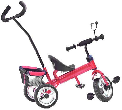 dreirad mit lenkstange dreirad kinder lenkstange kinderdreirad 2 5 jahre fahrrad
