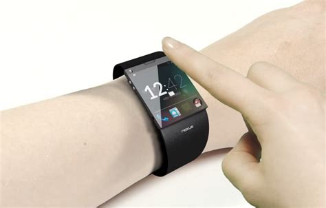 jam tangan apple check out this but cool nexus smartwatch