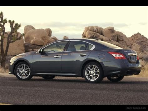 2010 Nissan Maxima Sedan Specifications, Pictures, Prices