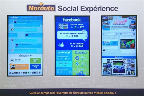 siege social norauto norauto propose la quot norauto social expérience quot