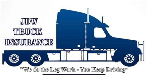 Some lenders build auto gap into the loan or lease that you sign. Commercial Truck Insurance New Jersey | JDW Truck Insurance