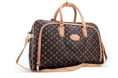 designer weekend bags womens designer style holdall weekend bag