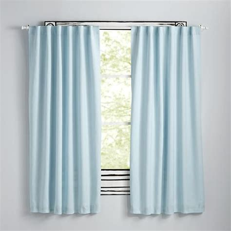 Land Of Nod Blackout Curtains by Best 25 Light Blue Curtains Ideas On Blue