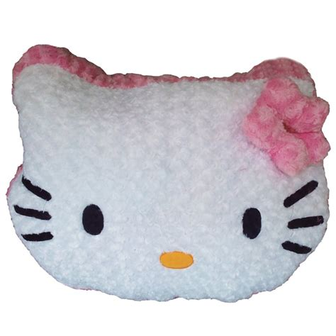 boneka bantal kepala hello jumbo pink toko boneka murah jakarta