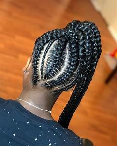 20, Best, Cornrow, Braid, Hairstyles, For, Women, In, 2020, U2013, Styles, 2d