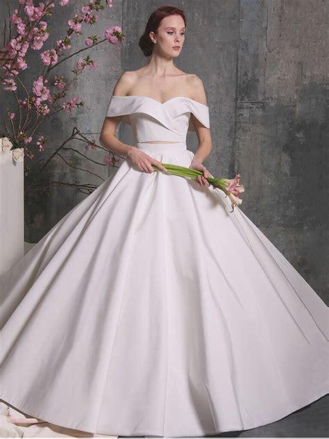 Christian Siriano Spring 2018 Collection: Bridal Fashion ...
