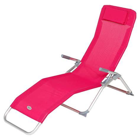 position de la chaise longue chaise longue framboise hespéride 1 place