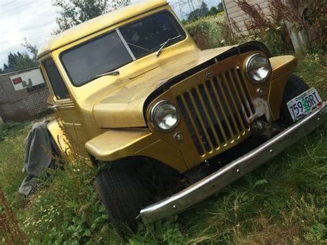 light truck parts portland oregon 1950 truck oregon city or no price ewillys