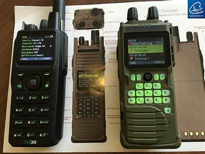 Radio Communication Military Handheld System Dmr China