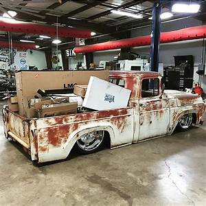 Garage Ford Laxou : 103 best images about 1957 ford f100 truck inspiration on pinterest cars air ride and shop truck ~ Medecine-chirurgie-esthetiques.com Avis de Voitures