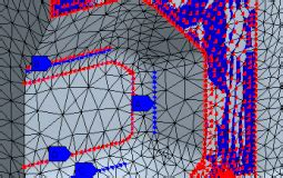 ansys meshing infinite simulation systems