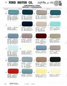 Auto Paint Codes Correct Dash Metal Color For Fathom