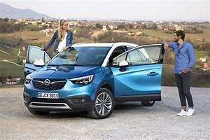 Opel Crossland 2018 : opel crossland x with lpg powertrain unveiled drivers magazine ~ Medecine-chirurgie-esthetiques.com Avis de Voitures