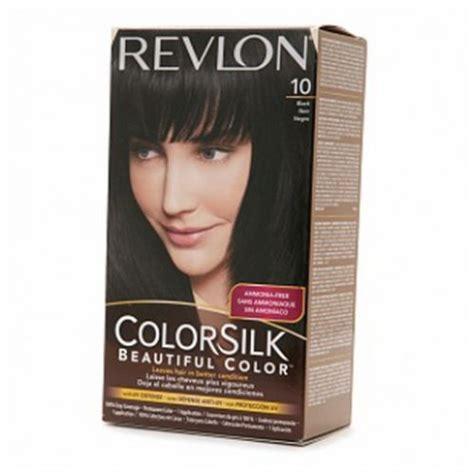 revlon colorsilk hair color revlon colorsilk hair color dye black 10 hair color