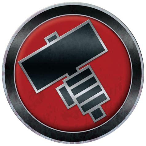 image h a m m e r logo png marvel database fandom