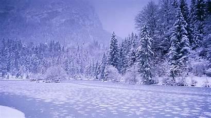Winter Landscape Desktop Frozen Wallpapers Scenery Nature