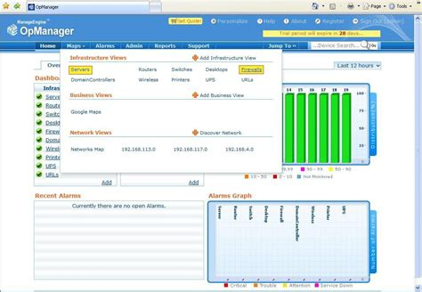 Opm Desk Audit Back Pay by Opmanager Firewall Analyzer Integration Firewall Analyzer