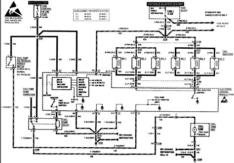 1996 Chevy Corsica Wiring Diagram by 90 Chevy Corsica 3 1 L Trouble Shooting A Fuel