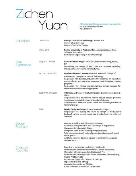 Industrial Design Manager Resume by 1000 Images About Resum 233 Exles On