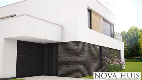 Casco Huis Laten Bouwen Prijzen by Moderne Villa Ontwerpen En Bouwen Met Stuukwerk En