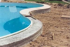 exceptionnel faire une piscine en beton soi meme 3 les With faire une piscine en beton