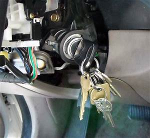 How To Replace The Ignition Lock On A 2001 Mazda Tribute Or Ford Focus