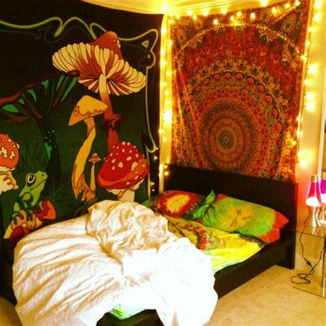 Trippy Bedroom Decor by 25 Best Ideas About Hippie Bedrooms On Hippie