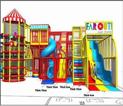 Playground China Indoor Cheer Amusement