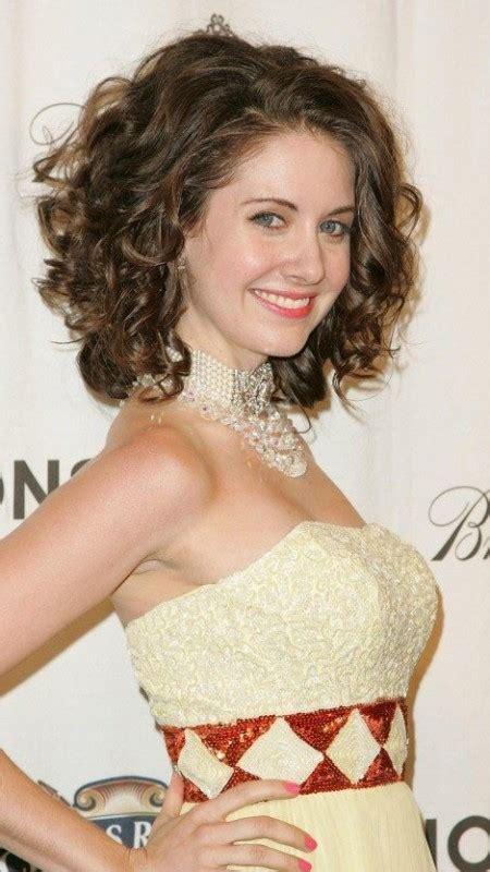 medium haircuts for curly hair 2016 styles 7