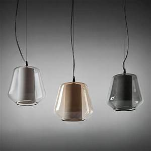 Italienische Lampen Designer : etica italienische glaskunst pendelleuchte mit glasschirm ~ Watch28wear.com Haus und Dekorationen