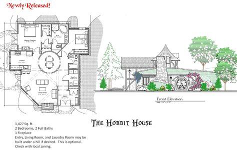 hobbit house blueprints ideas house plans