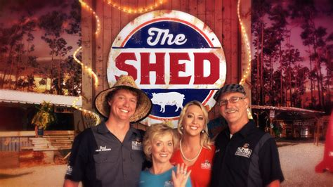 shed tv show the shed show graphics package houses in motion
