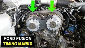 Ford Fusion Timing Marks 2013 2014 2015 2016 2017 2018