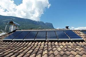 Panneau Solaire Gratuit : le panneau solaire thermique 5 infos pratiques bienchezmoi ~ Melissatoandfro.com Idées de Décoration
