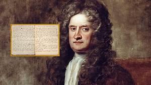 Isaac Newton's Philosopher's Stone Recipe Discovered ...