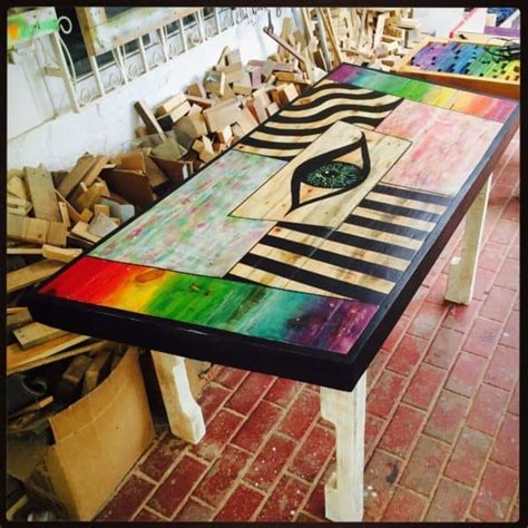 My Recycled Pallet Projects ? Recyclart