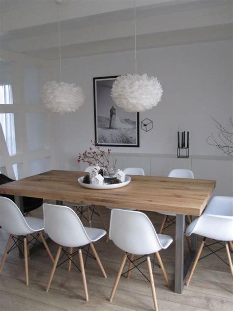 gleiter für stühle decora tu comedor estilo nordico con sillas eames