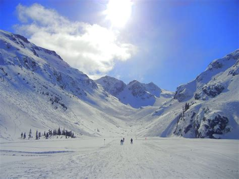 cruising blackcomb glacier    feeling