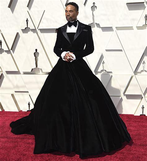 Billy Porter Defends Oscars Tuxedo Dress Decision You