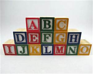 25 wood blocks square 3 4 inch wood cubes baby by wooweeble With baby wooden letter blocks