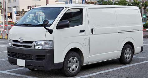 2007/5 toyota hiace van ロングdx・etc・フォグ・キーレス・車検1年含. Toyota HiAce - Wikipedia